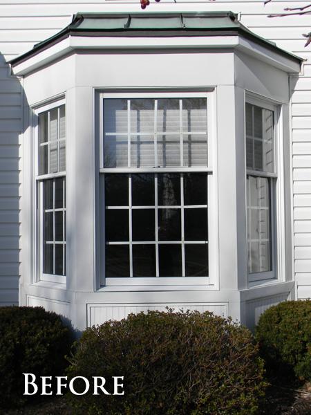 Bay window old