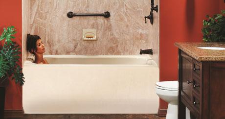 Deeper Bathtub