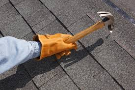 how to nail a shingle