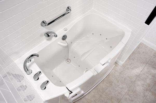 Standard Walk In Tubs Baths Pj Fitzpatrick