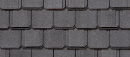 Luxury Shingle - Black Pearl