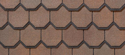 Luxury Shingle - Brownstone