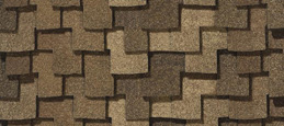 Luxury Shingle - Chestnut