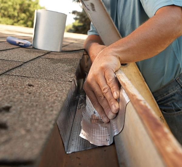 Gutter Roof, Fascia, and Siding