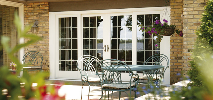 how to install french doors - French Door