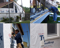 Siding Installation Process 3