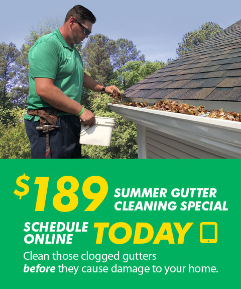 $149 Gutter Cleaning