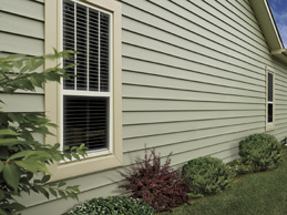 Vinyl Horizontal Siding