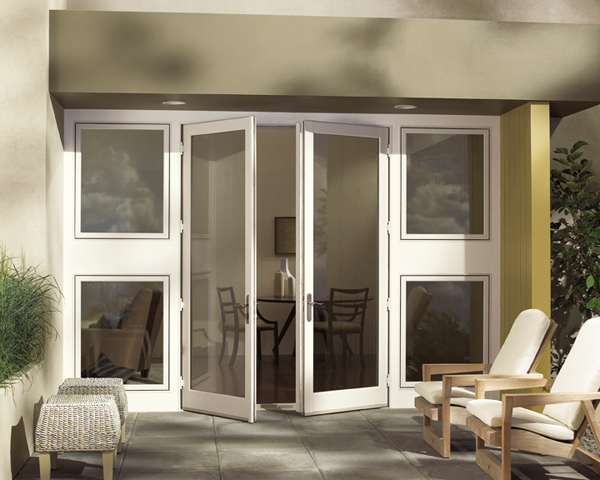 beatuiful patio door