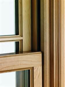 double hung close up of window