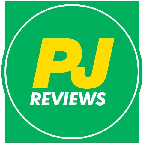 PJ Reviews Logo