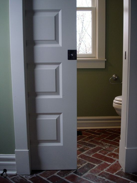 Installing Pocket Doors Bathroom : How to install a pocket door diy pj fitzpatrick