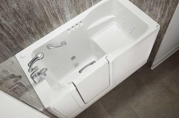 Jacuzzi Walk In Tubs Baths Pj Fitzpatrick