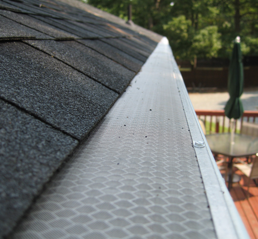 How To Install Gutter Guards Diy Pj Fitzpatrick