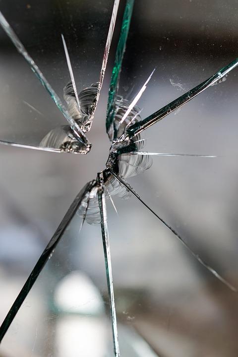 how to fix a broken window