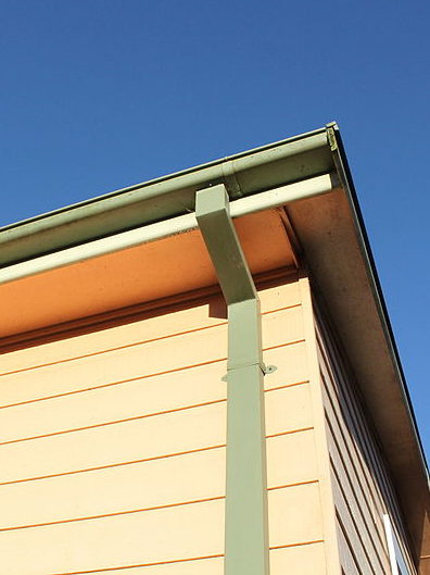 How to replace gutters diy pj fitzpatrick replace gutters gutter installation solutioingenieria Image collections