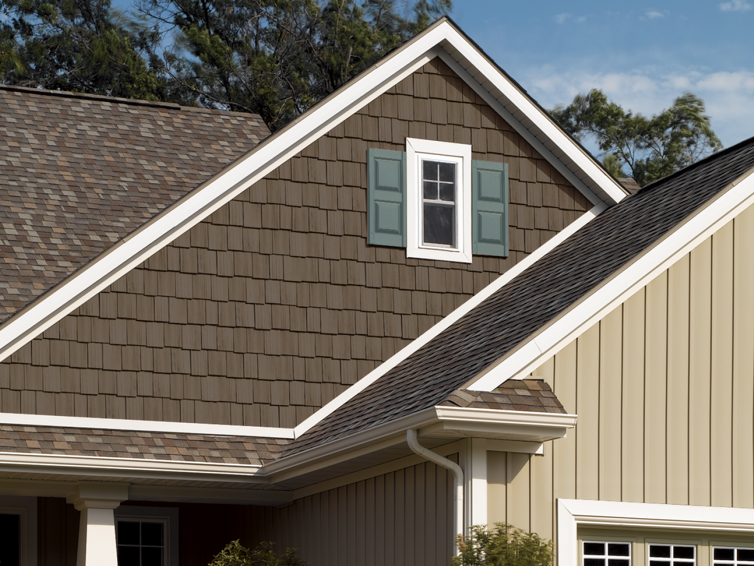 The Different Looks Of Vinyl Siding Pj Fitzpatrick