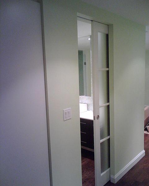 pocket door installation