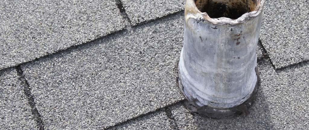 Roof Leak Repair Pipe Collar