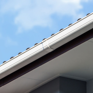 How to Seam Gutters Together