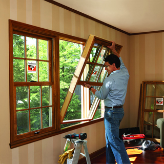 How to Install Replacement Windows