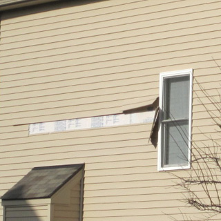 How to Fix Loose Siding