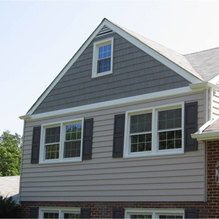 How to Hang Things on Vinyl Siding