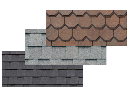 Roof replacement shingle options