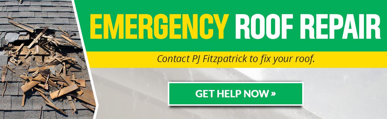 Emergency Roof Repair CTA