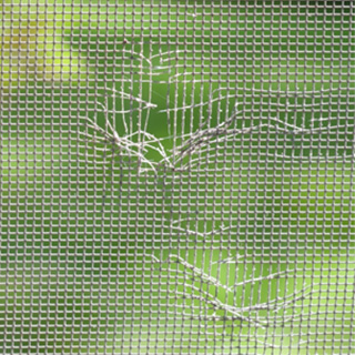 How to Patch a Window Screen