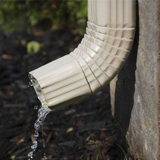 How to Unclog a Downspout