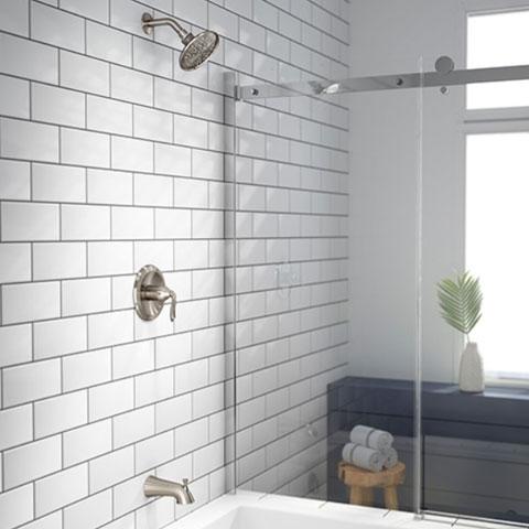 Jacuzzi Shower System Installation