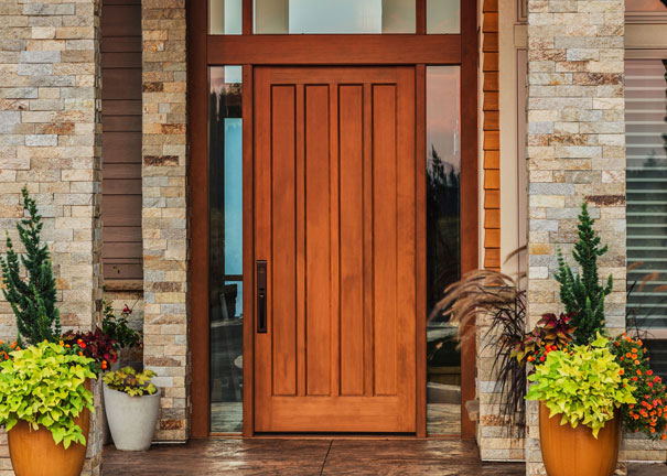 Entry Door Replacement Services