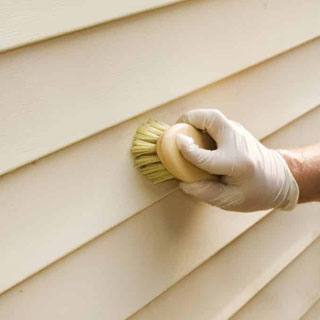 How to Get Paint Off Vinyl Siding