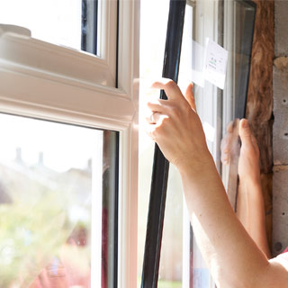 How to Install Vinyl Replacement Windows in a Wood Frame