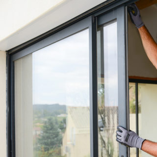 How to Remove a Sliding Glass Door