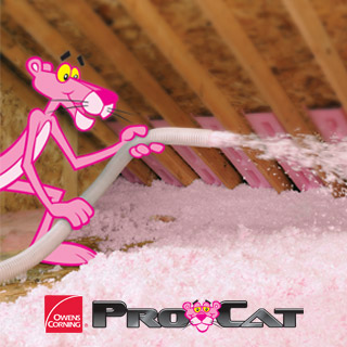 Owens Corning Blow In Insulation