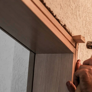 How to Install a Door Frame