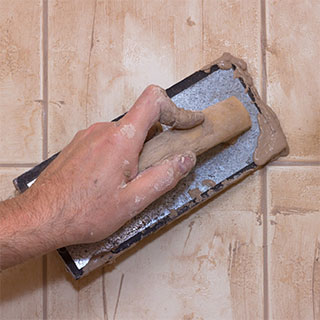 How to Replace Grout In a Shower